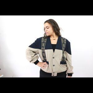Retro Vintage Unisex Jacket